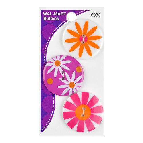 Button Sensations, Flower