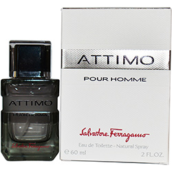 ATTIMO by Salvatore Ferragamo - EDT SPRAY 2 OZ - MEN
