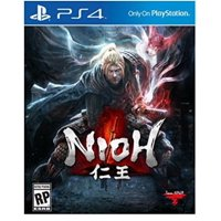 Deals on Tecmo Koei Nioh Playstation 4
