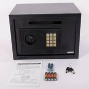 Ktaxon Small Digital Safe Box Gun Safes Pistol Safety Home Security Locking Boxes
