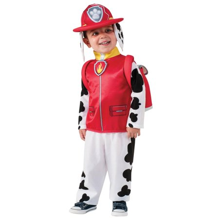 Morris Costumes Boys Paw Patrol Polyester Complete Outfit 2T-4T, Style RU610501T - Deer Costume Outfit