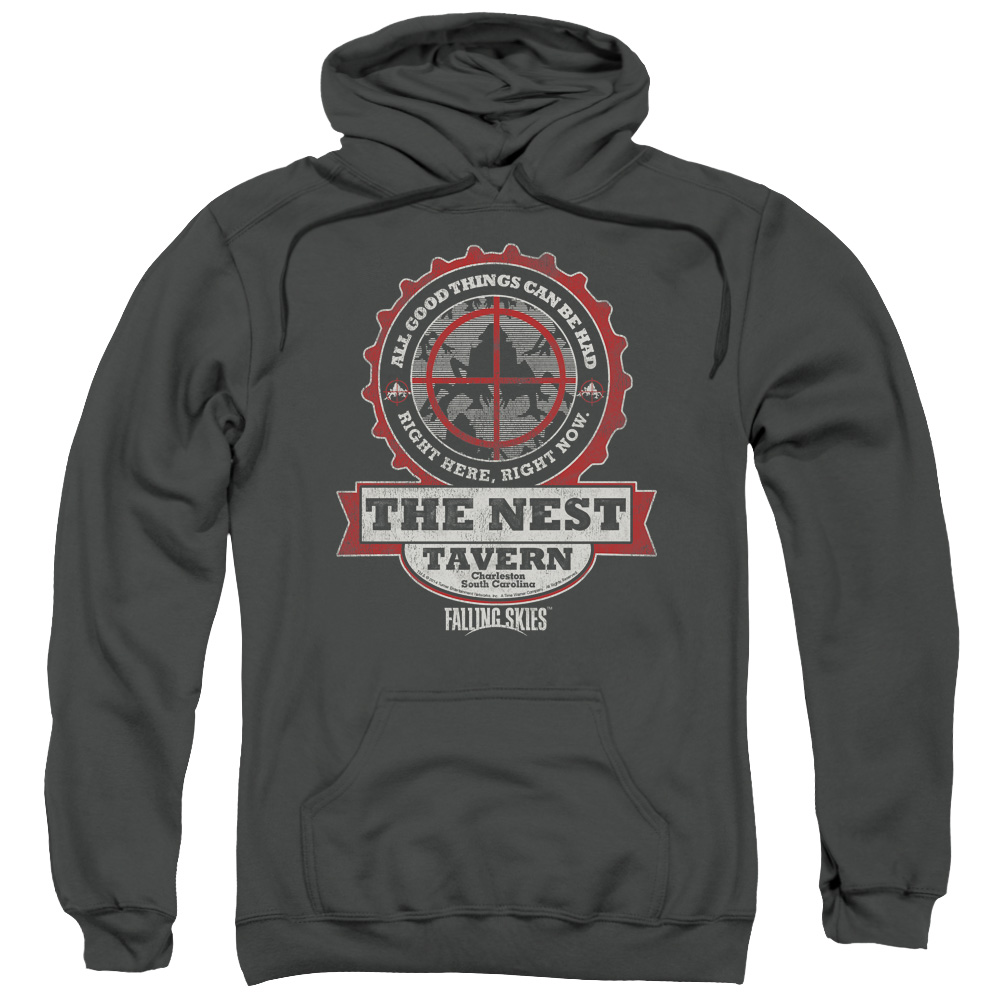 Falling Skies The Next Mens Pullover Hoodie