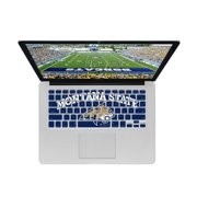 KB Covers Montana State Keyboard Cover for MacBook/Air 13/Pro (2008+)/Retina & Wireless (MONTANAST1-M-EDU)