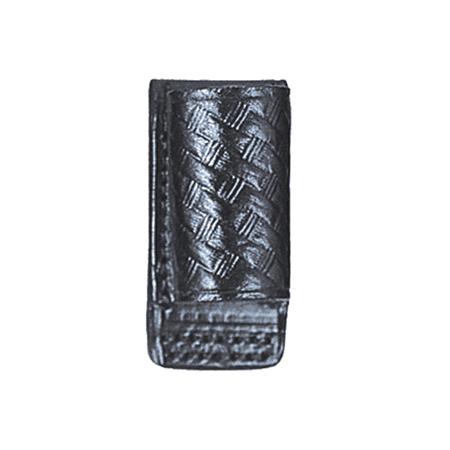 stallion leather psh-1 black plain stinger xt flashlight half holder