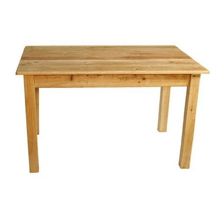 Bradley Brand Furniture Rustic Dining Table