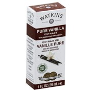 Watkins Pure Madagascar Bourbon Vanilla Extract, 1 fl oz
