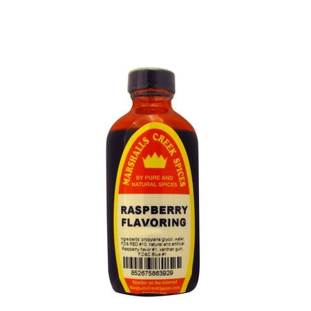 Raspberry Spice (Marshalls Creek Spices RASPBERRY FLAVORING  4 oz )