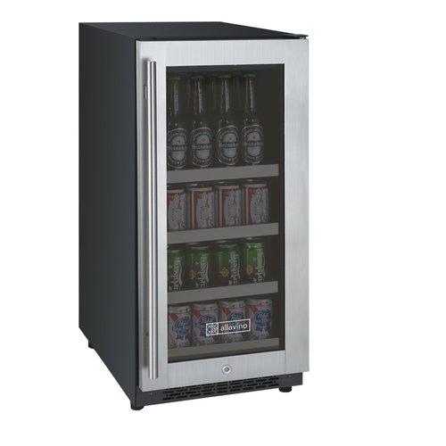 Allavino FlexCount Series 24'' 3.32 cu. ft. Undercounter Beverage Center