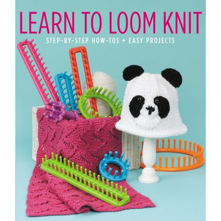 Loom Knitting Book - Walmart.com