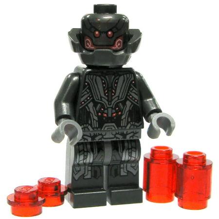 LEGO Marvel Super Heroes Loose Ultron Prime Minifigure [Loose]