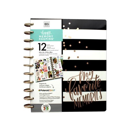 Black And White Wedding Ideas (MAMBI Create 365 HMK Planner BIG One Happy)