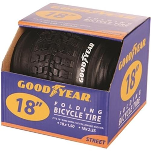 Kent International Inc.  91054 Bike Tire, Black - 18 x 2. 12