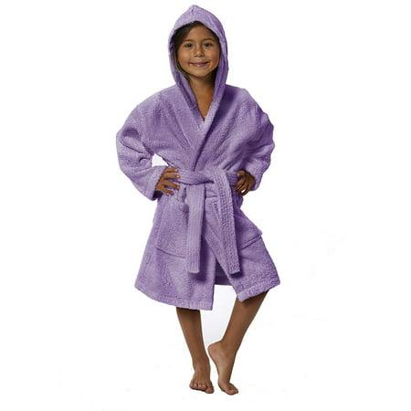TurkishTowels - TurkishTowels Parador Hooded Terry Kids Bath Robe ... d3576df91