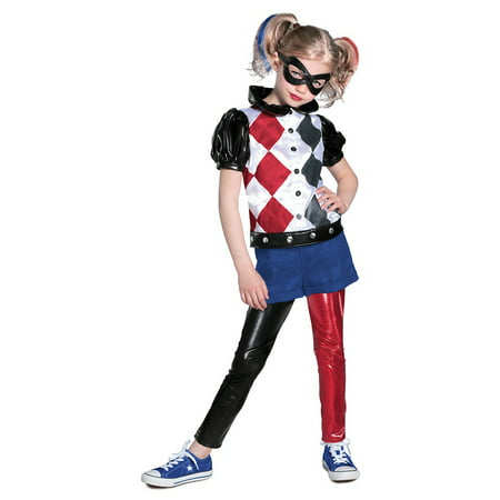 Premium Harley Quinn Child Costume - Small for $<!---->