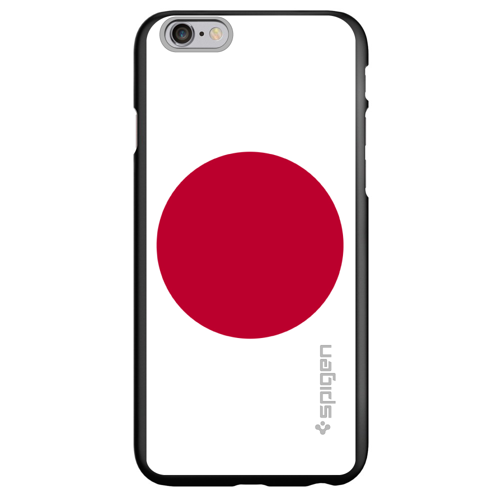 "CUSTOM Black Spigen Thin Fit Case for Apple iPhone 6 PLUS   6S PLUS (5.5""..."