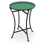 DarLiving urb Space Enamel Tray Side Table