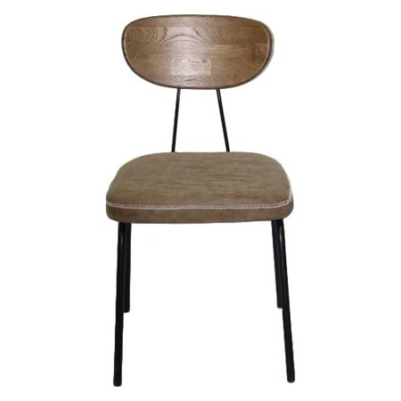 Sensational Union Rustic Leavy Modern Dining Chair Set Of 2 Ncnpc Chair Design For Home Ncnpcorg