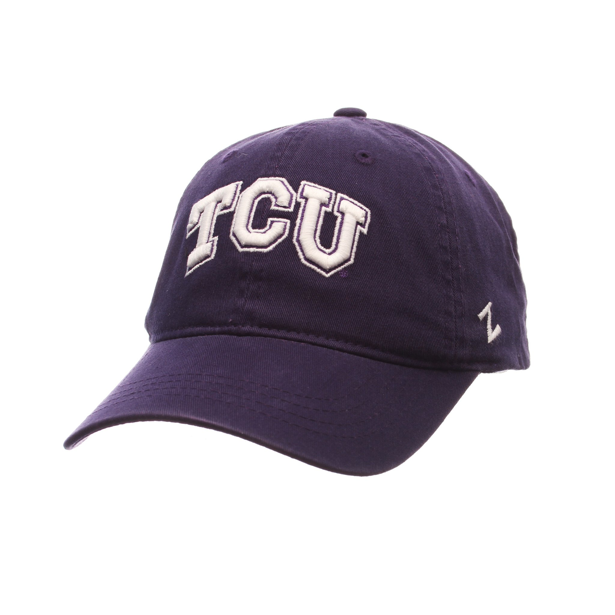Tcu Horned Frogs Official NCAA Scholarship Adjustable Hat Cap by Zephyr 415283