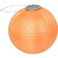 GlOW Solar Lantern, Orange