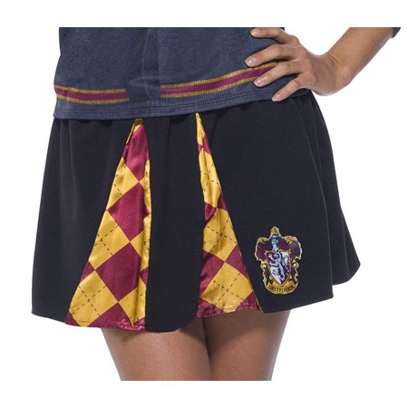 Harry Potter House Gryffindor Adult Costume Skirt - image 1 of 1