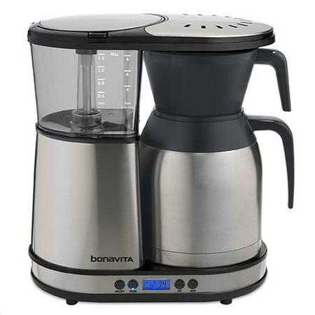Bonavita 8-Cup Thermal Carafe Coffee Brewer Decker 8 Cup Thermal