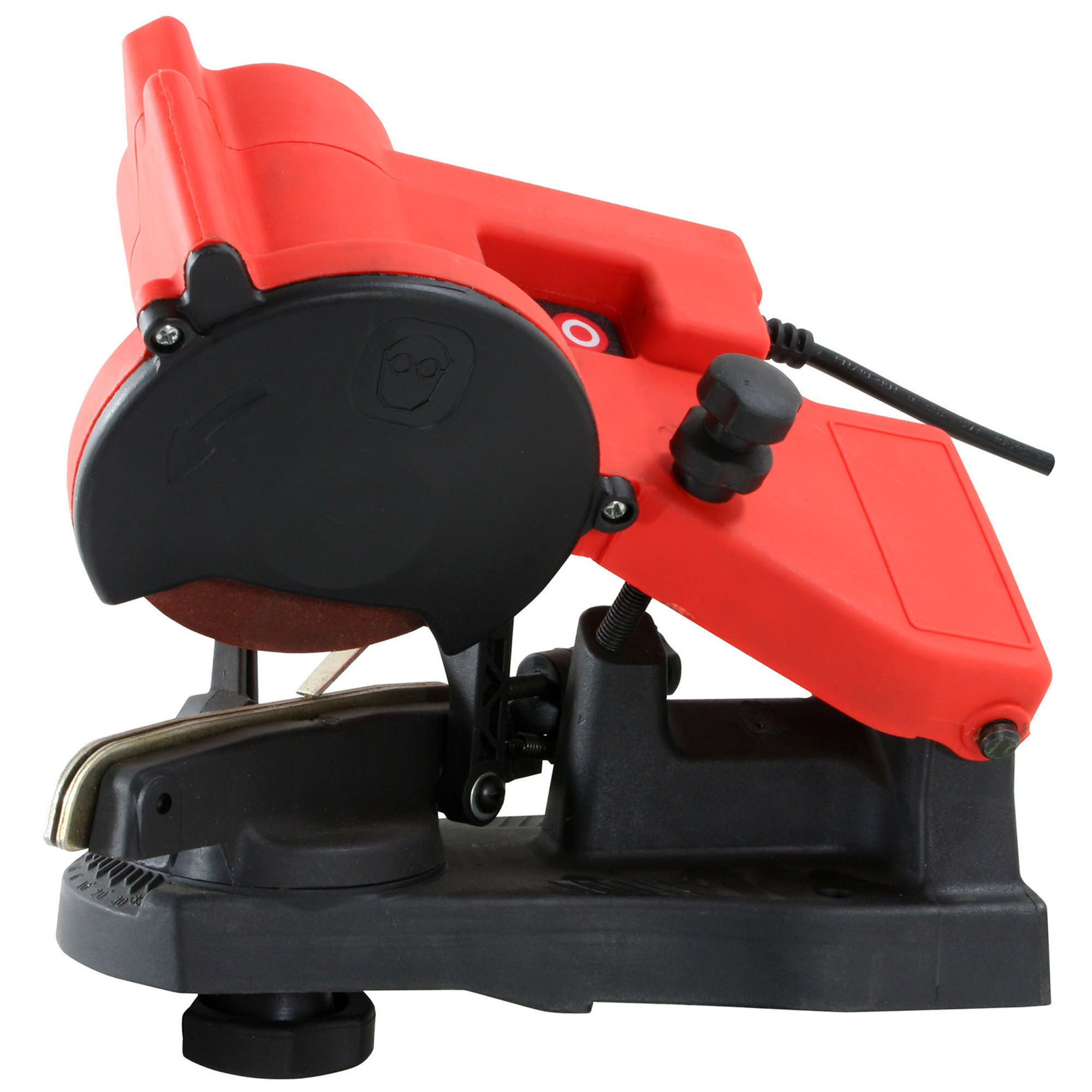 Mountable Electric Chain Saw Sharpener Tool Sharpen Adjustable Grind