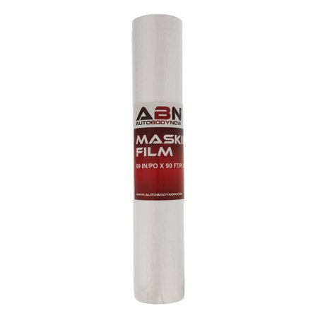 ABN Clear Plastic Sheeting .35 Mil Transparent Masking ...