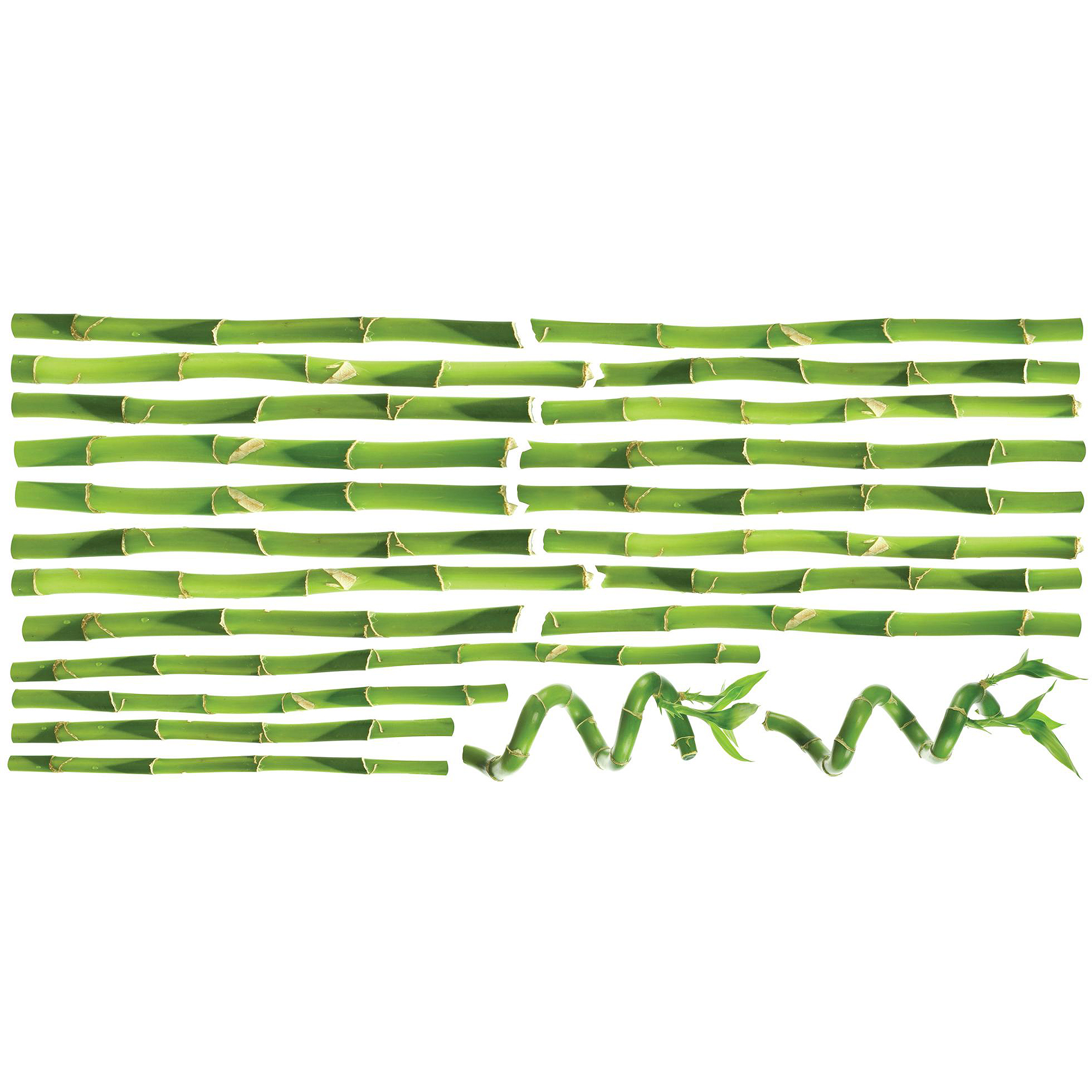 RoomMates Bamboo Peel and Stick Wall Decals