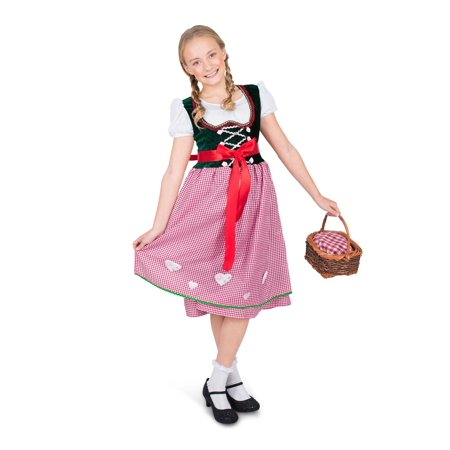 Child's German Girl Costume ()