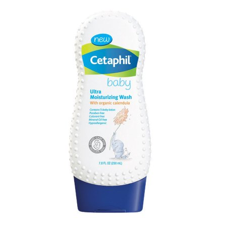 (2 Pack) Cetaphil Baby Ultra Moisturizing Wash - Baby Necessities From A To Z