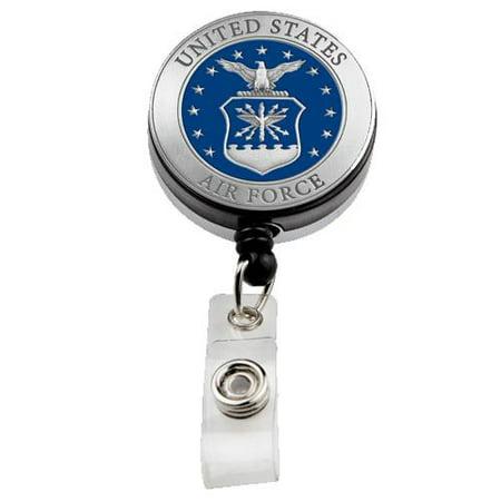 Air Force Badge Reel (Air Force Command Badge)