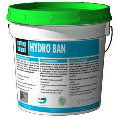 Laticrete Hydro Ban Mini Unit   1 Gallon Pail