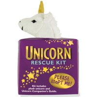 Unicorn Rescue Kit : Kit Includes Plush Unicorn and Unicorn Companion's Guide