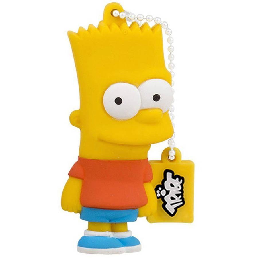 Tribe Bart Simpson 8GB USB Flash Drive