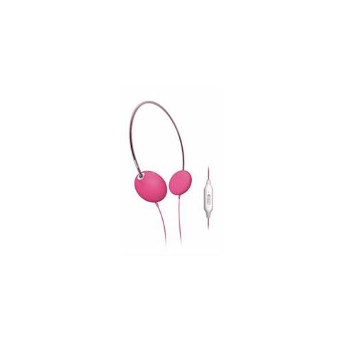 PHILIPS SHK1601 Headband Headphones- Pink