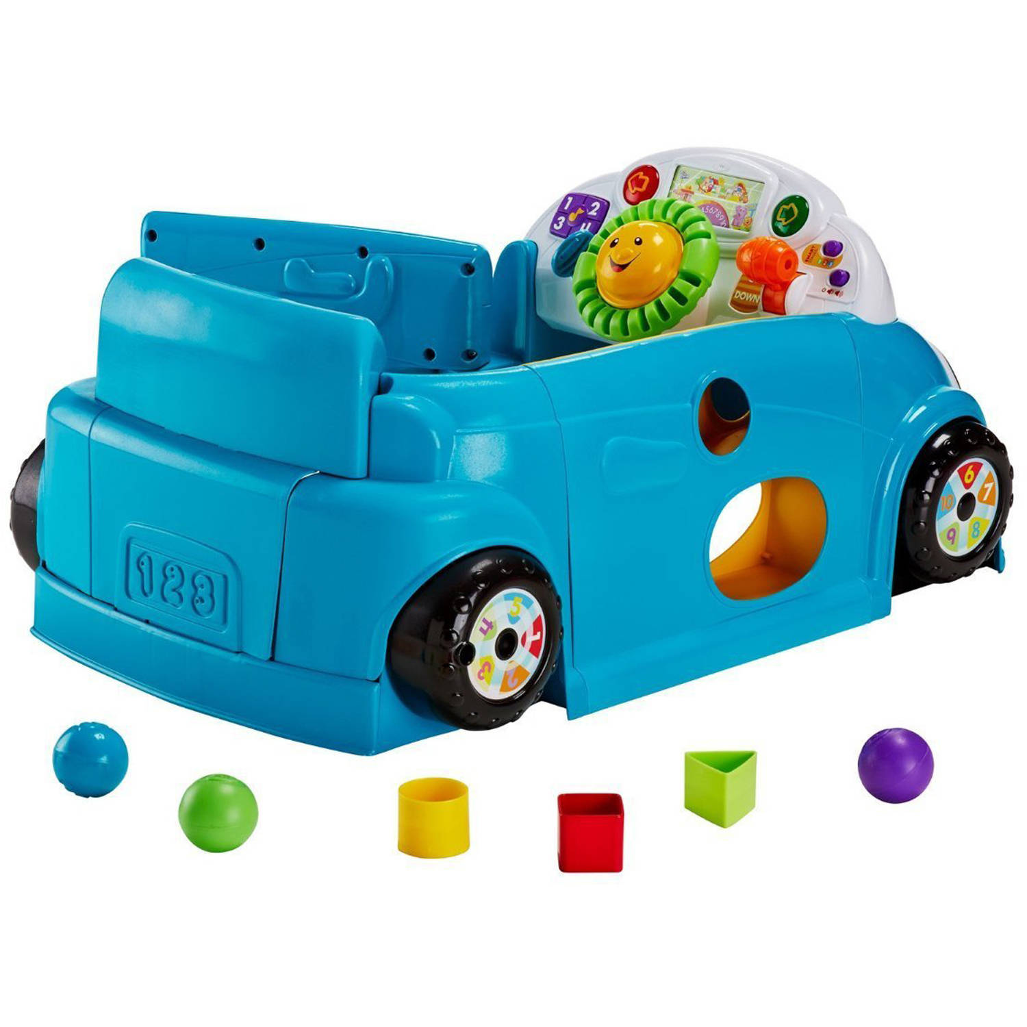 NIB Fisher-Price Laugh and Learn Puppy's Learning Car | eBay  |Fisher Price Laugh And Learn Cars