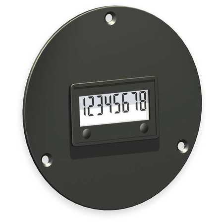 REDINGTON 3400-1000 Electronic Counter, 8 Digits, 3 Preset, LCD