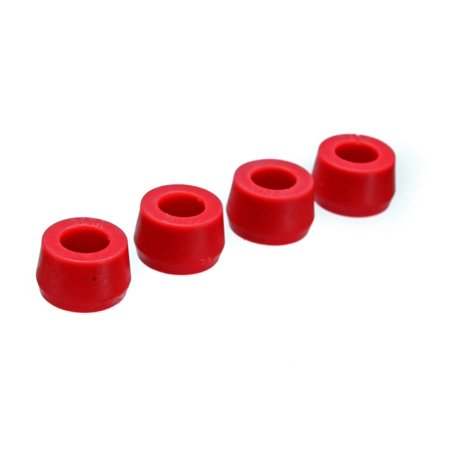 Energy Suspension Red Half Shock Bushing for Hour Glass Style 5/8in ID / 1in min - 1 1/8in max OD ()