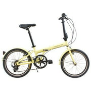 CLOVER - Aluminum Folding bicycle with Shimano