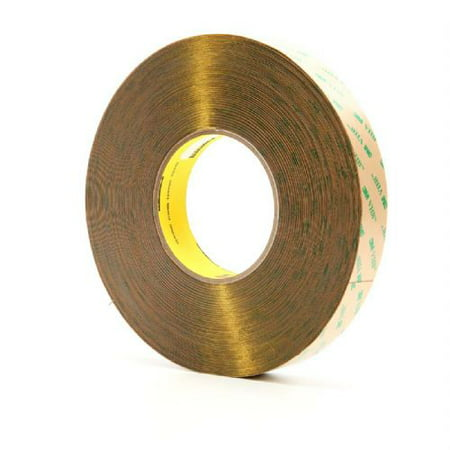 3M VHB Adhesive Transfer Tape F9473PC Clear, 1 in x 60 yd 10 mil, 9 rolls per - Vhb Adhesive Transfer Tape