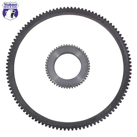 Yukon Gear 3.7in abs Ring w/ 50 Teeth For 8.8in Ford 92-98 Crown - Aluminum Crown Gear