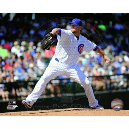 Jon Lester 2015 Action Sports (Jon Lester Photo)