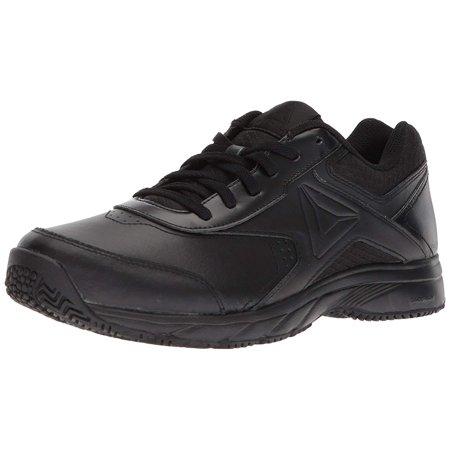 Reebok Womens Work N Cushion 3.0 Wide D Walking Shoe, Adult, BlackBlack