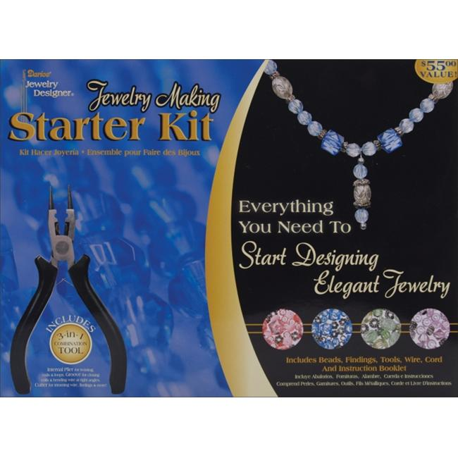 Darice 198542 Jewelry Making Starter Kit