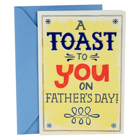 Hallmark Funny Father's Day Card (Toast and Bacon Joke Pop Up)](Halloween Pop Out Card)