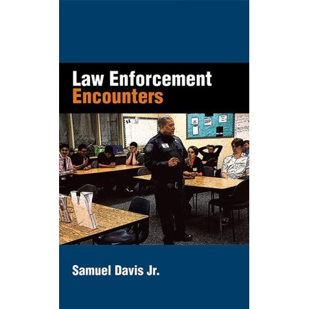 Law Enforcement Encounters - eBook - Law Enforcement Party Supplies