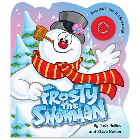 Frosty the Snowman - Pin The Nose On The Snowman