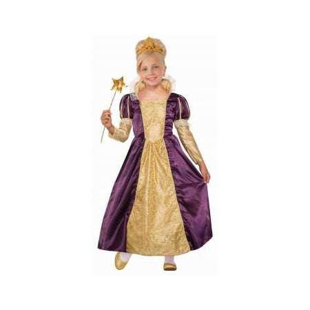 Girls Princess Cerise Halloween Costume](Princess Girls Costume)