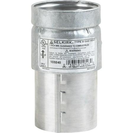 SELKIRK RV Draft Hood Connector