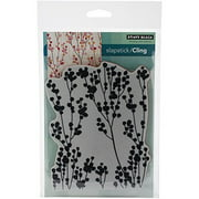 """Penny Black Cling Stamp 5""""X7""""-Happy Berries"""
